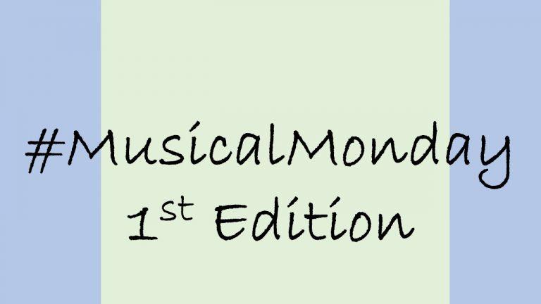 Odd Nugget MusicalMondayfeat
