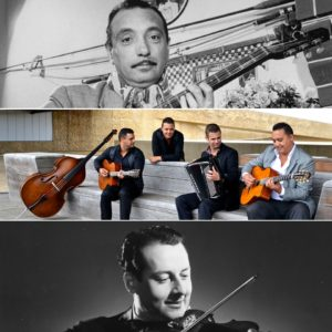 Gypsy Jazz – the Old and the New