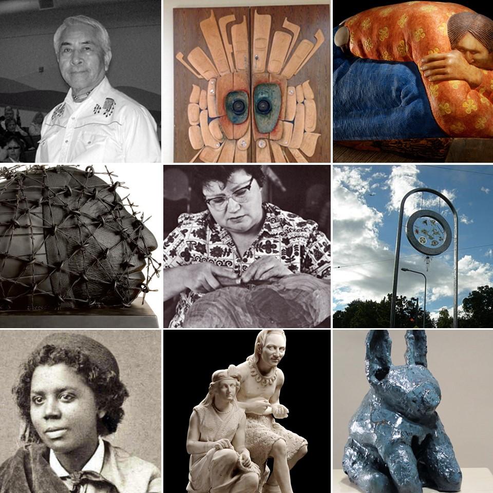 native american sculptors featured