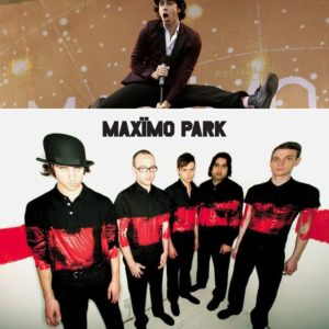 "Prodded by Maximo Park's ""Apply Some Pressure"""