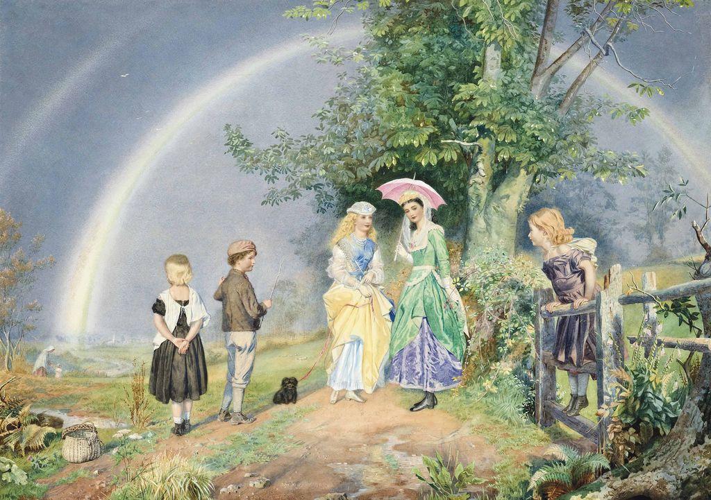 John_Simmons_-_Under_the_rainbow_(1870)-done