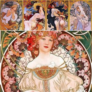 The Art of Alphonse Mucha