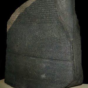 The Rosetta Stone – Translating a Lost Language