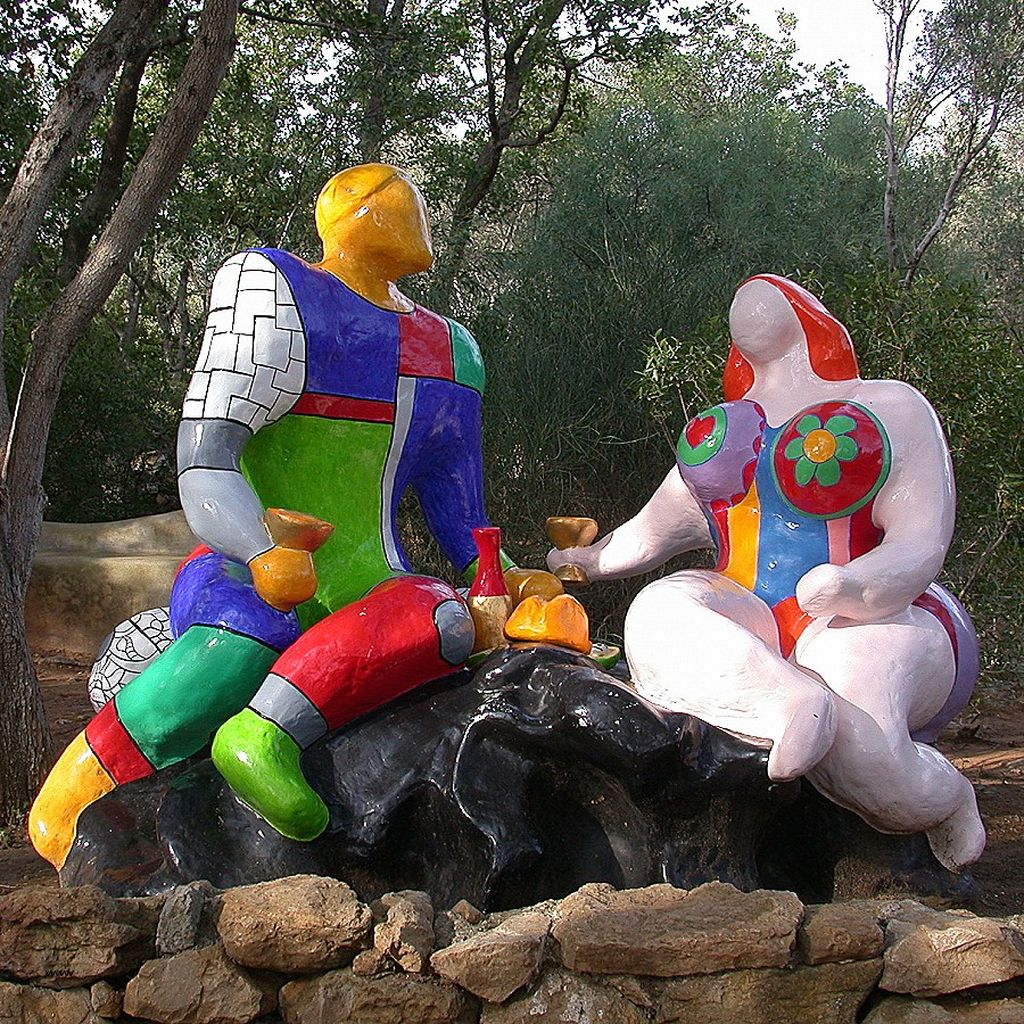 Niki De Saint Phalle Tarot Garten Fresh Dove Vai ? Niki de Saint Phalle s Tarot Garden