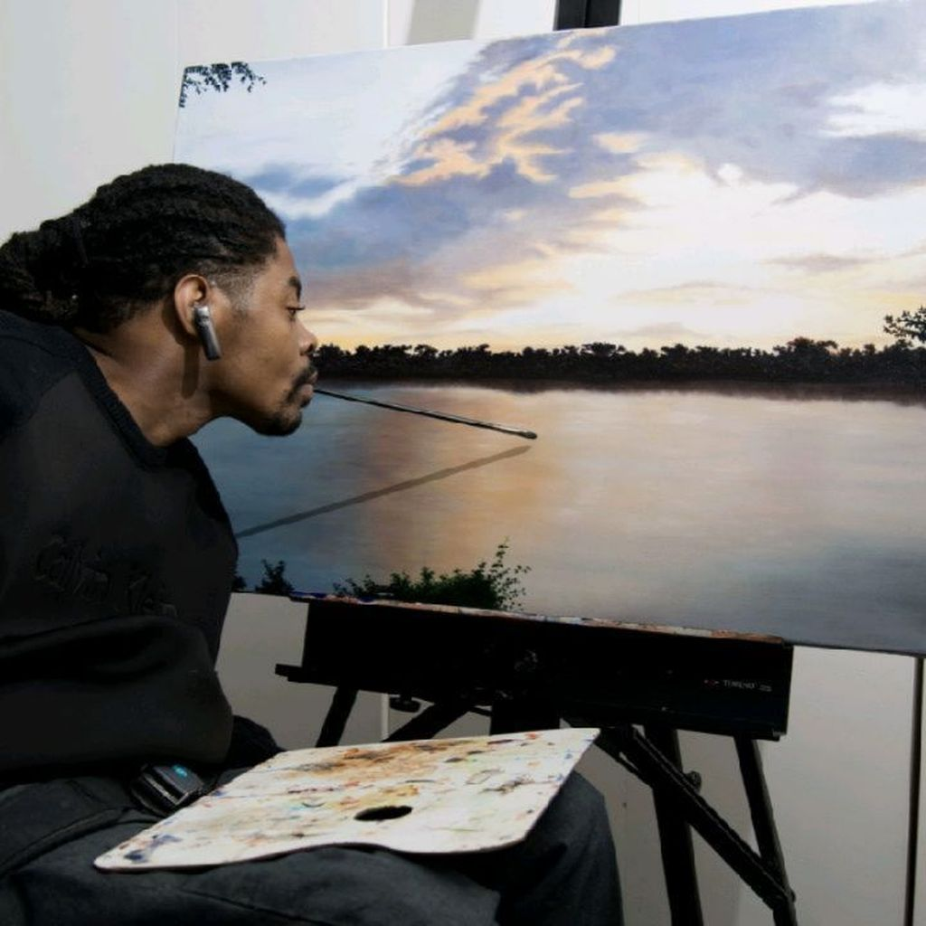 art  amazing antonio davis colorful incredible inspiration inspiring landscapes love no hands smile