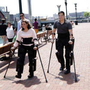 """The Real-Life Rehab Exoskeleton """"ReWalk"""""""