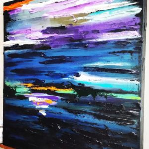 Sarah Emilie's Art is Emotion on Canvas @saremm