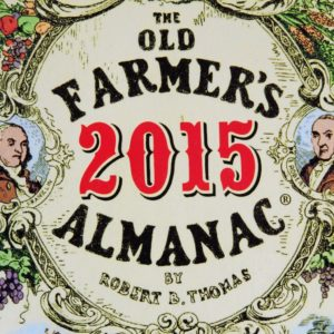 The Old Farmer's Almanac is Really, Really, Really Old