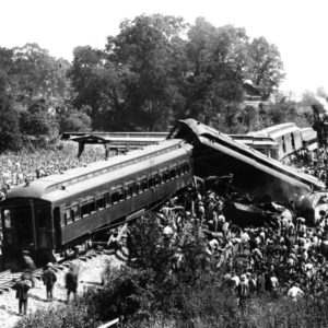 3 Wrecks in 1 Year – 1918 Was a Terrible Time to Take a Train