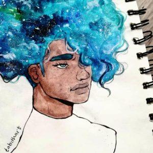 This Artist Pencils Amazing Portraits @_tabithart
