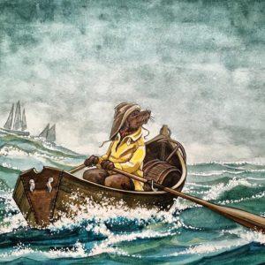 Astrid Sheckels Shares Amazing Animal Illustrations @astridsheckelsart