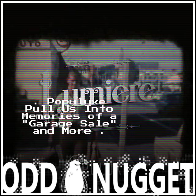 Odd Nugget Social