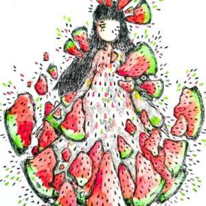 @bhaulim Astounds Your Eyeballs With Elemental Illustrations