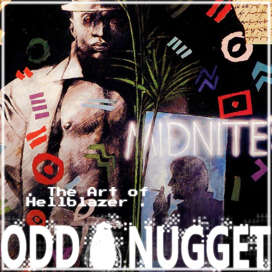 Odd Nugget Hellblazer John Constantine