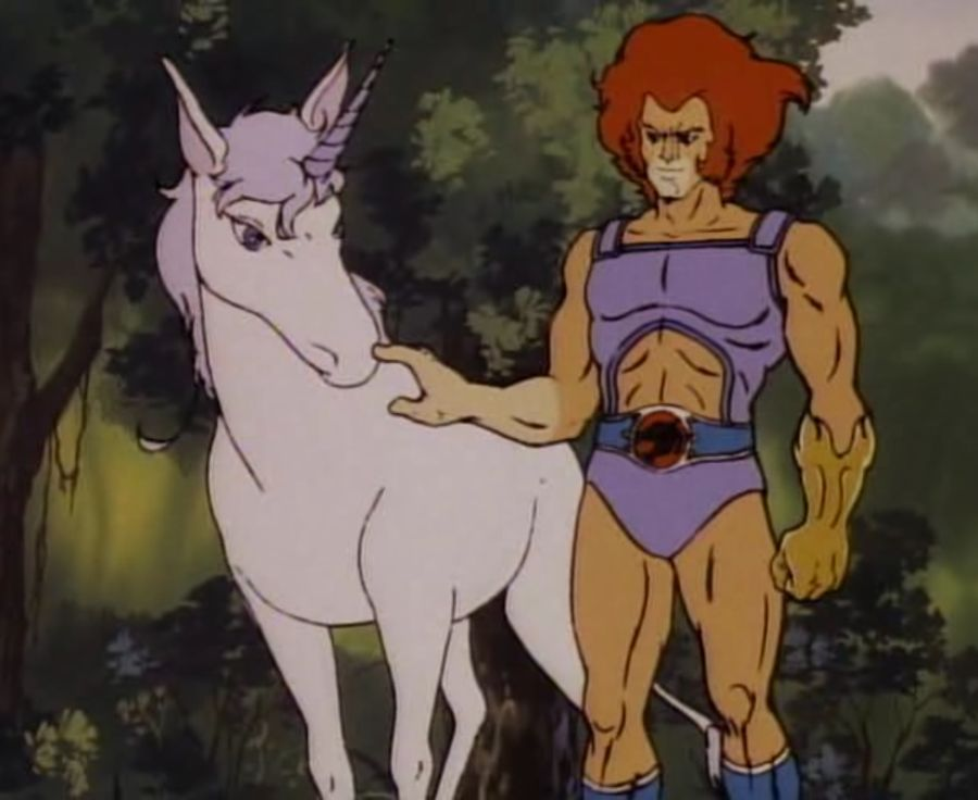 Thundercats unicorn
