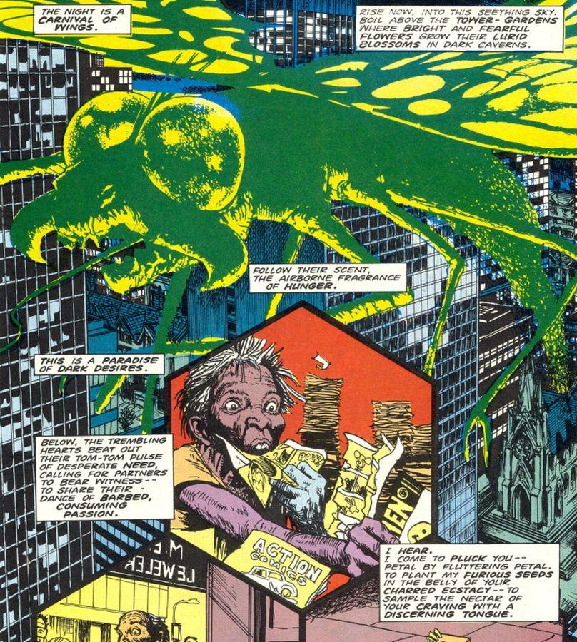Hellblazer John Constantine monster