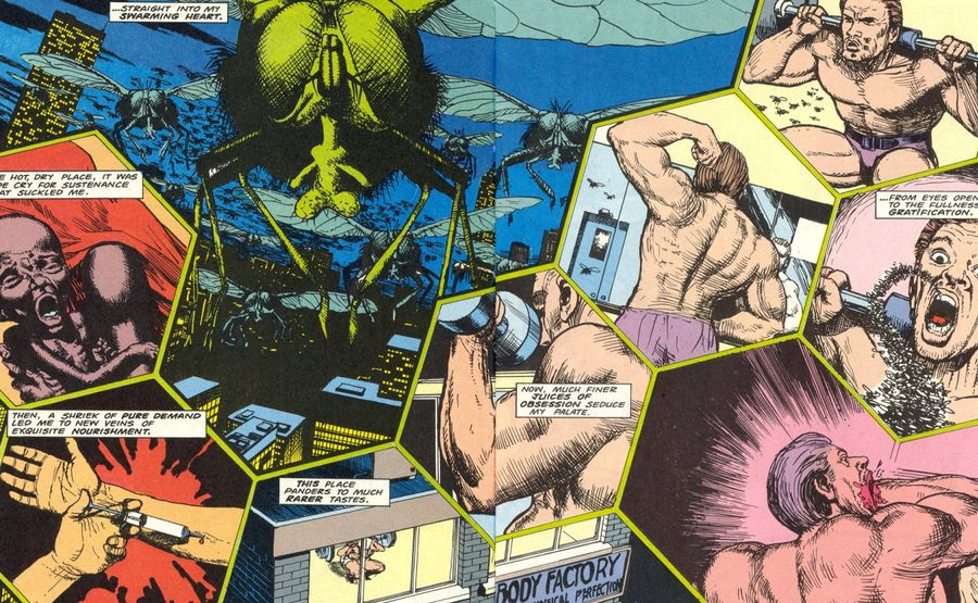 Hellblazer John Constantine hero