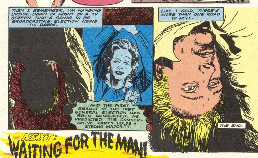 Hellblazer John Constantine summon