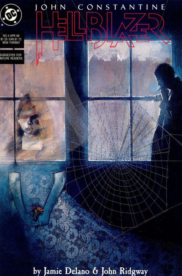 Hellblazer John Constantine cover