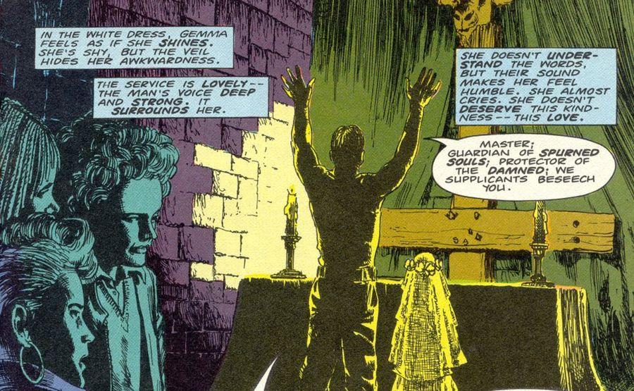 Hellblazer John Constantine strip
