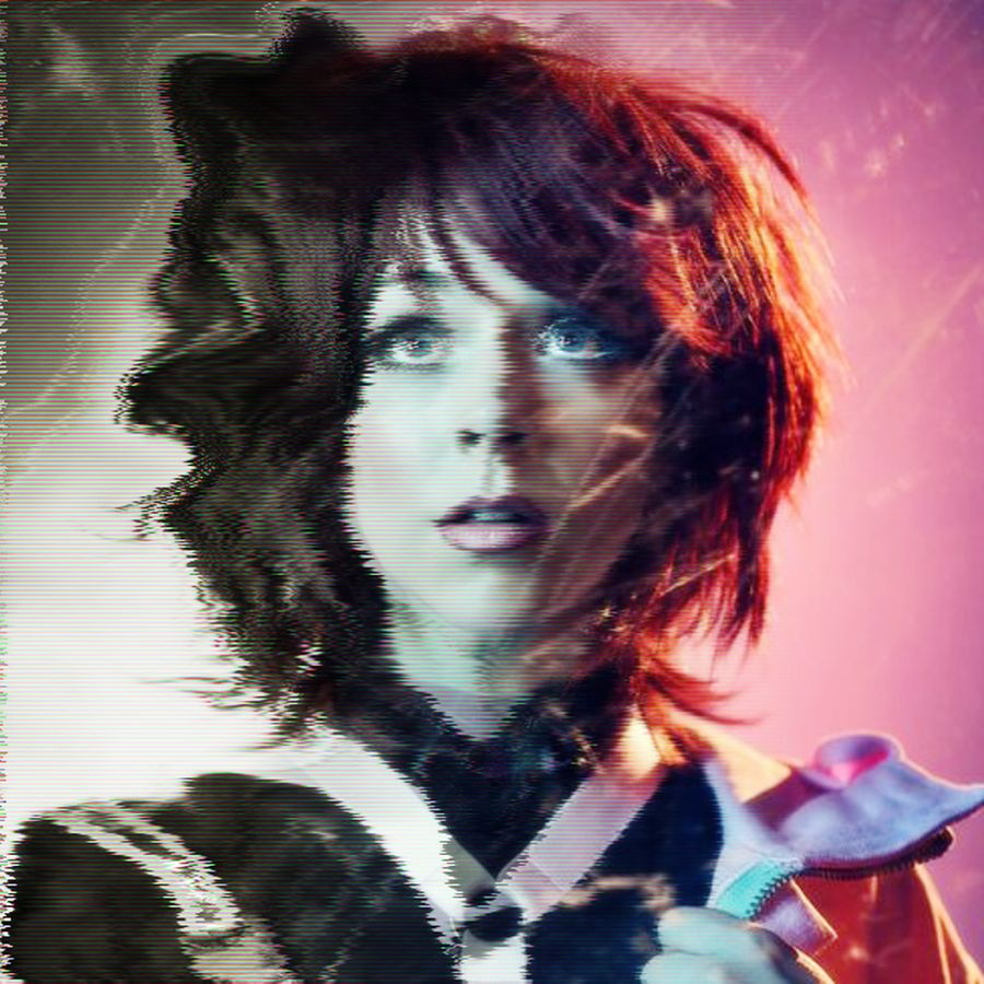 lindsey stirling artemis portrait