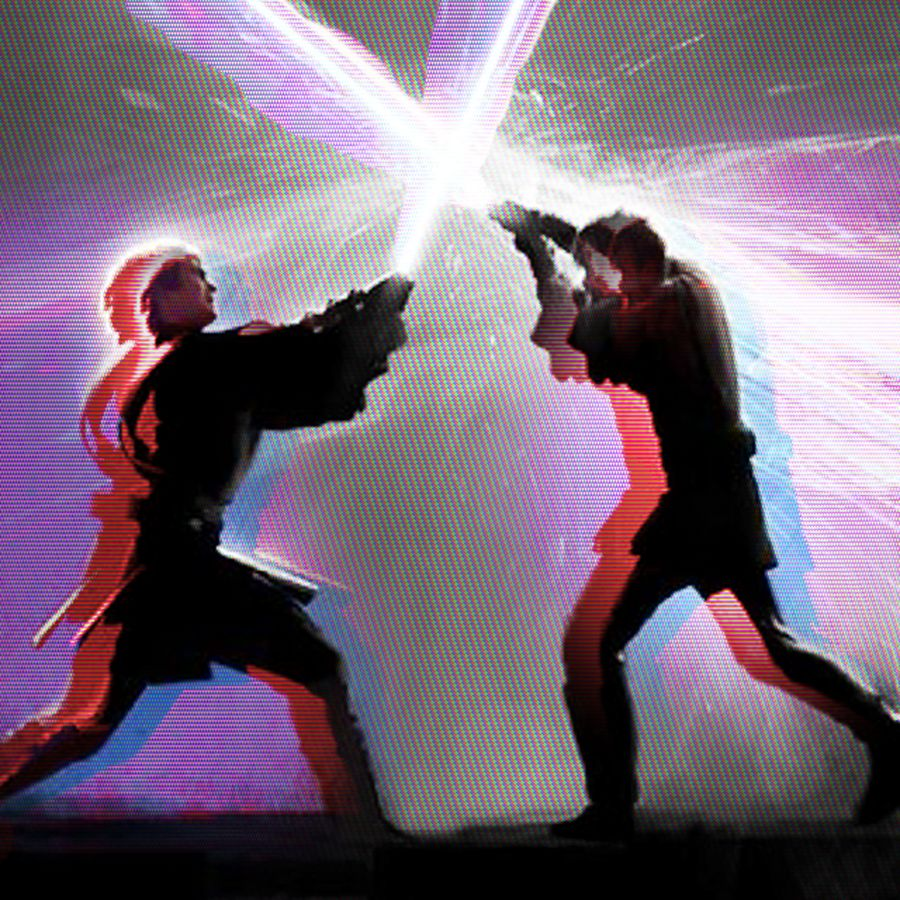 star wars fight