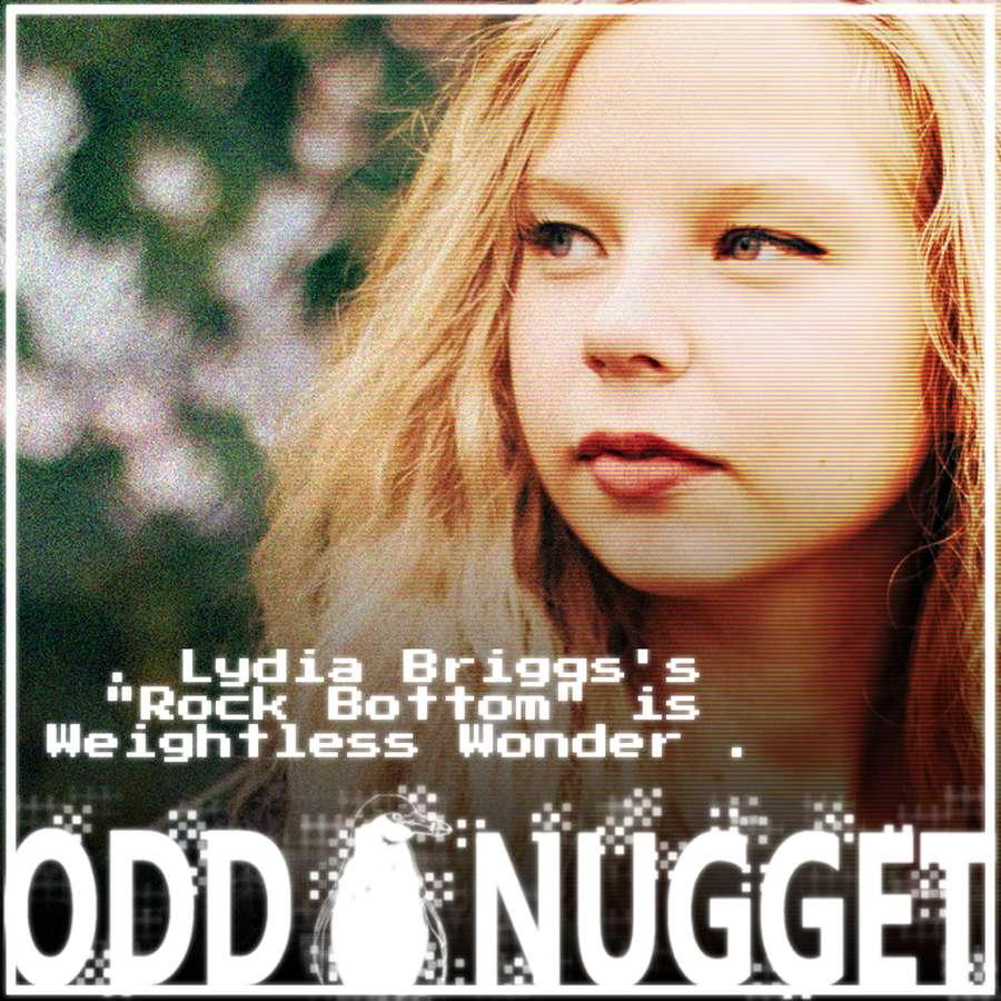 Odd Nugget Lydia Briggs-hecho