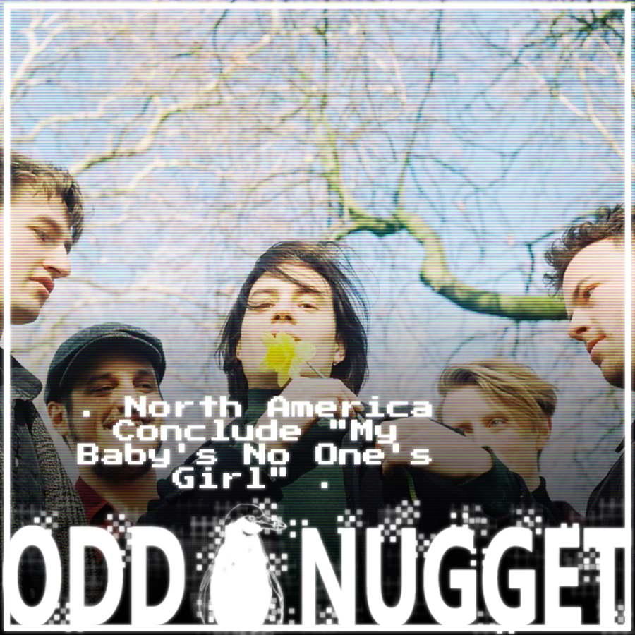 Odd Nugget north america my baby's