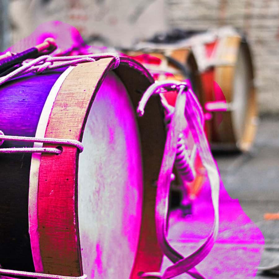 the drum odd