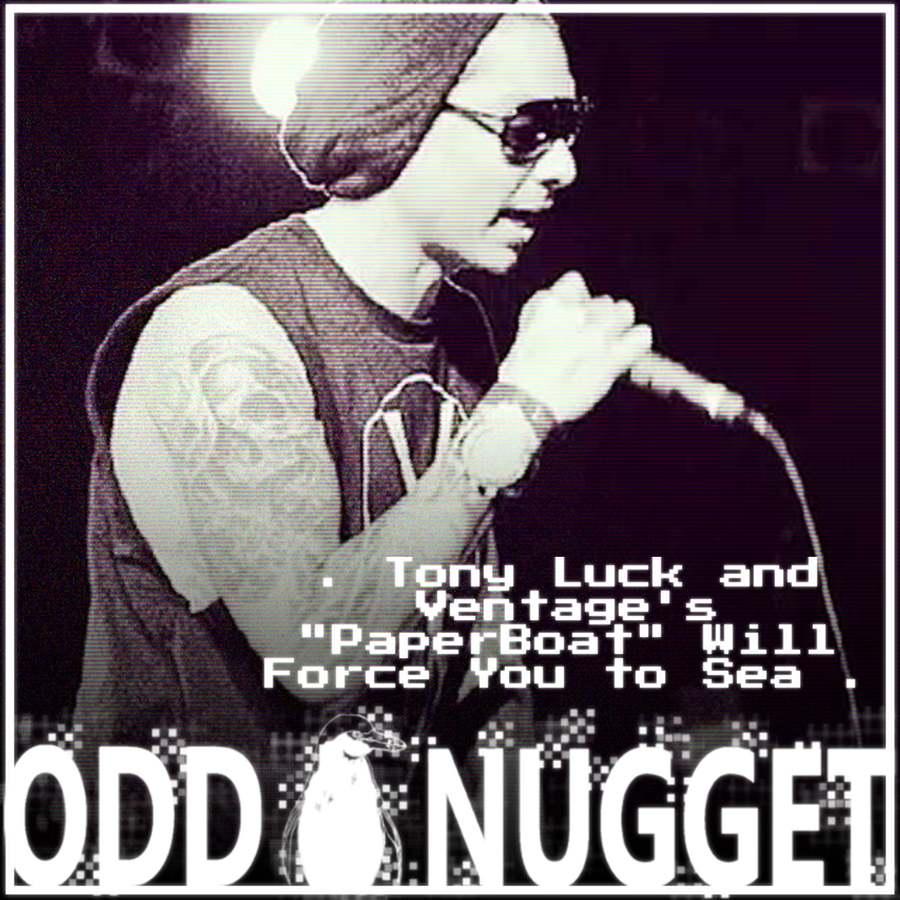 tony luck odd nugget