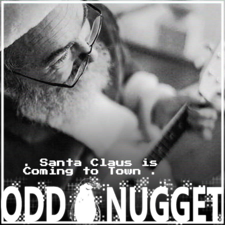 Odd Nugget Santa Claus