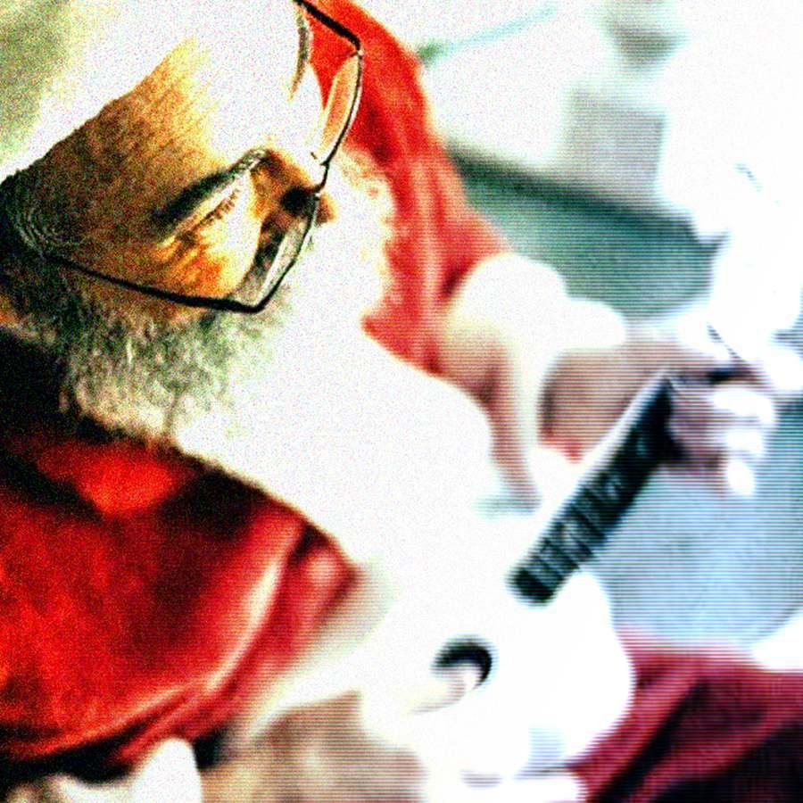 Odd Santa Claus is Coming