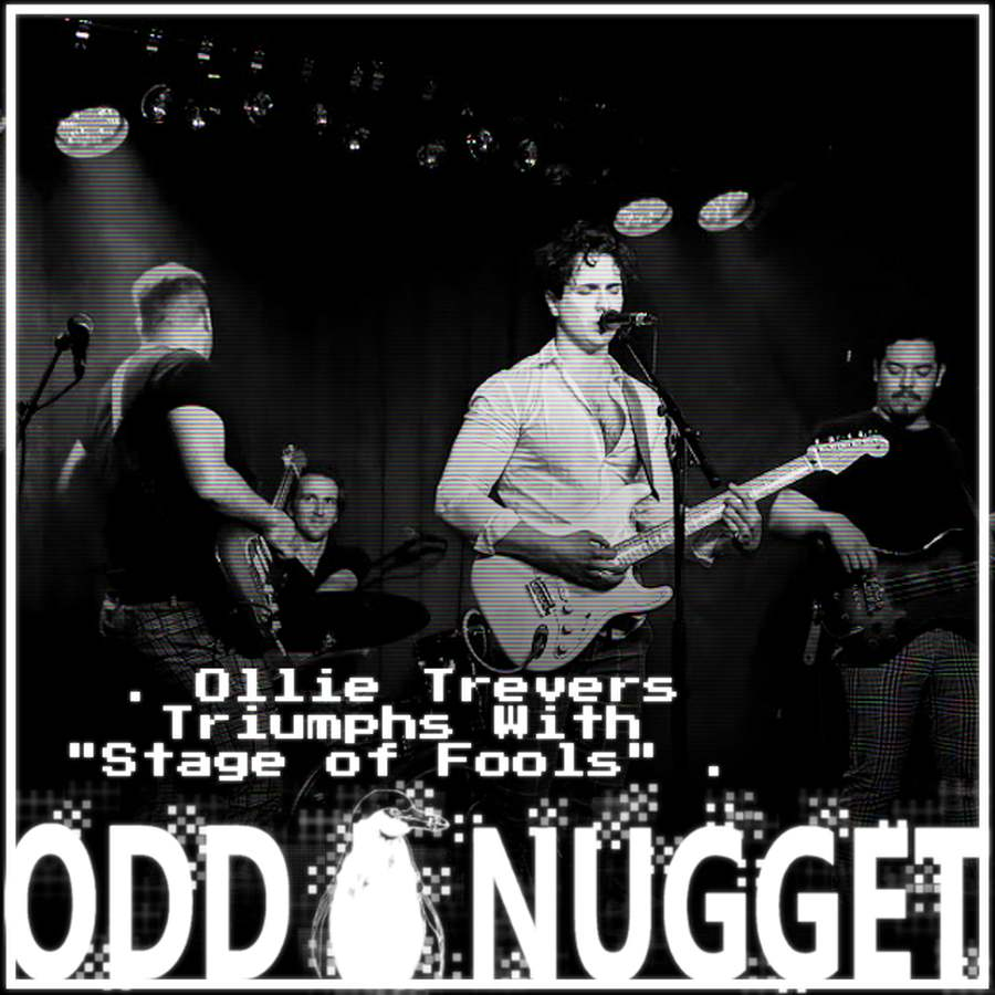 ollie trevers odd nugget