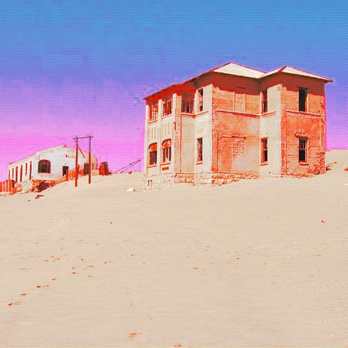 Odd Nugget Kolmanskop Namibia ghost town