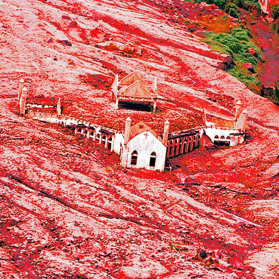 Odd Nugget Plymouth Montserrat volcano