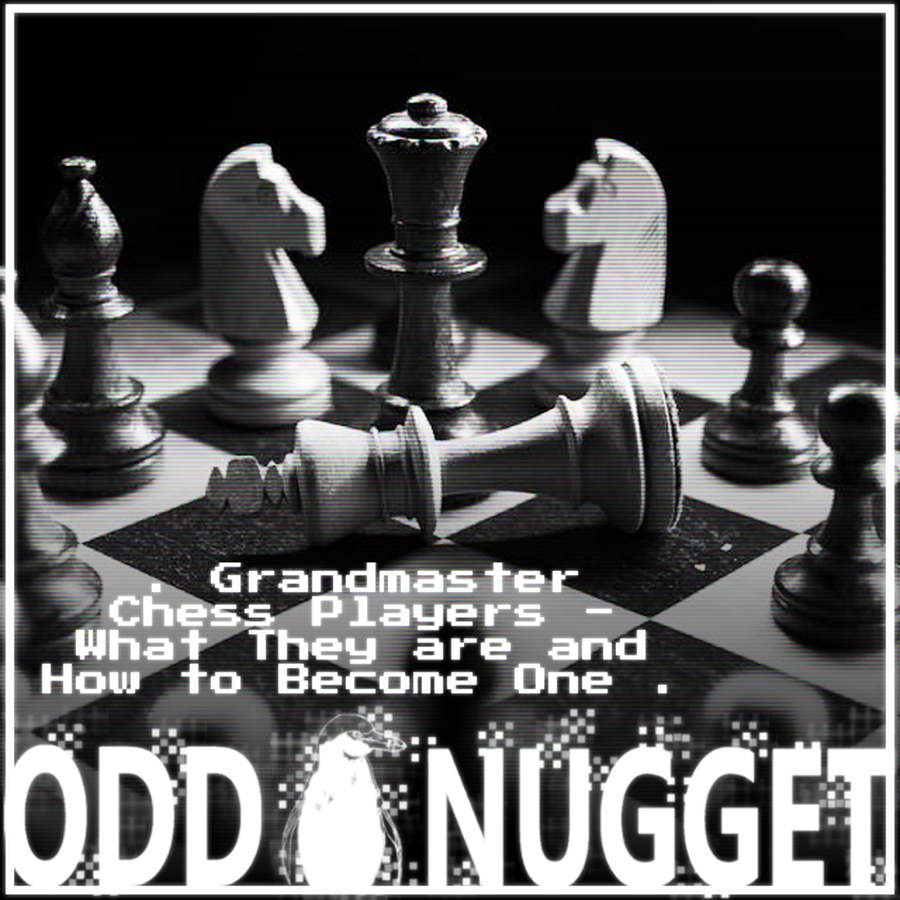 Odd Nugget chess board