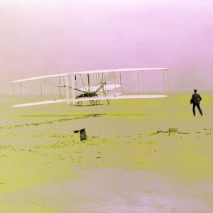 What the First Passenger Planes Were Like