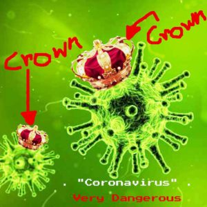 "First-Ever Image of New ""Coronavirus"""