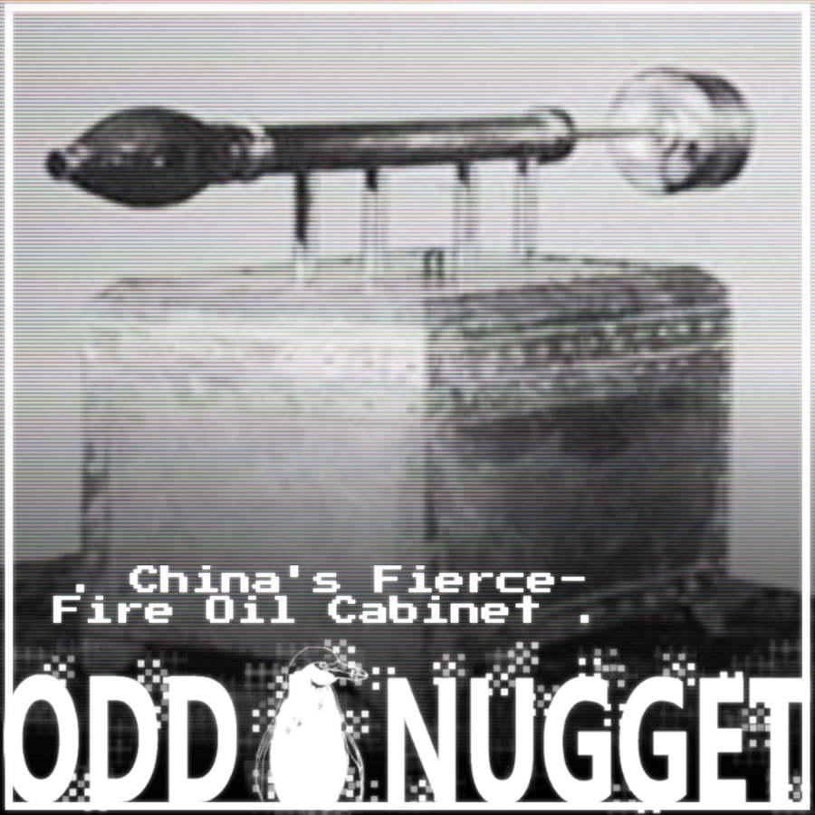Odd Fierce-Fire