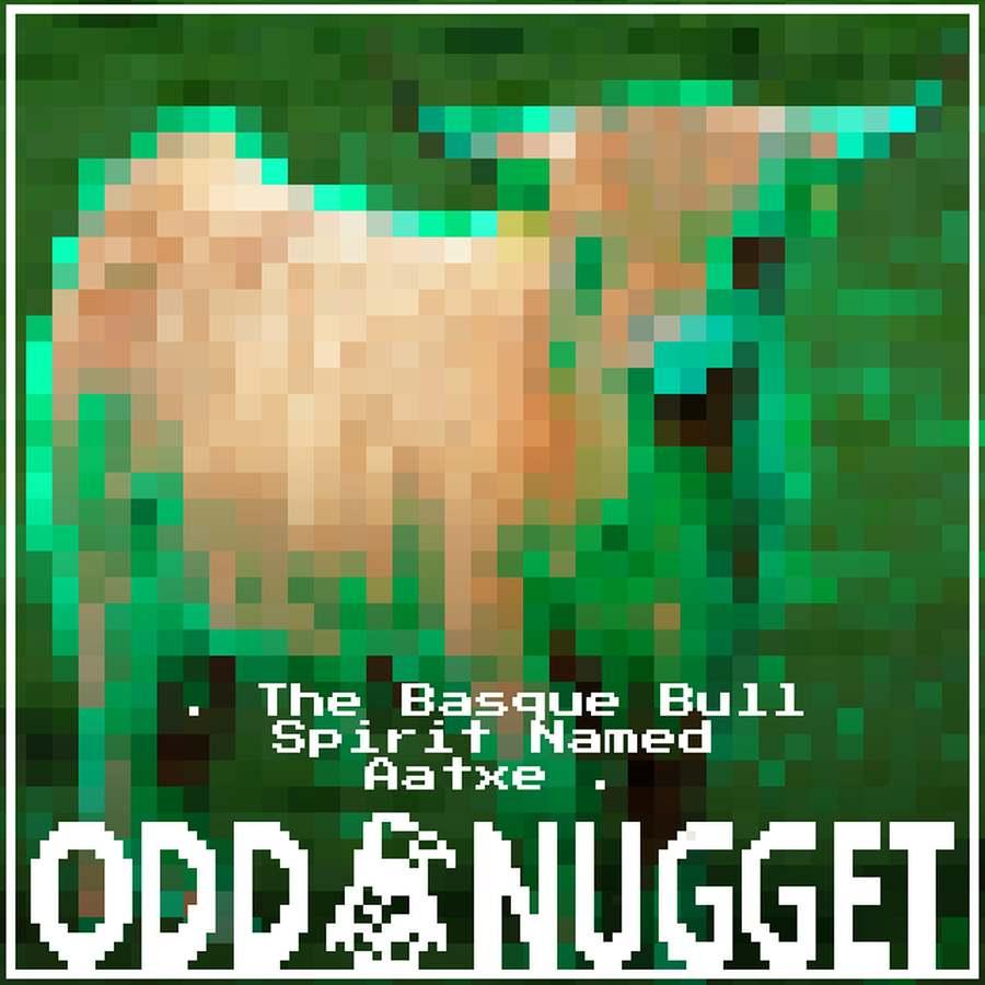 Odd Nugget aatxe bull spirit