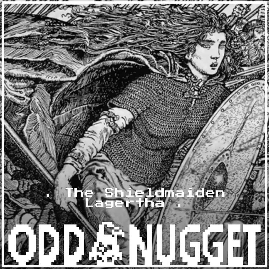 Odd Nugget lagertha shieldmaiden