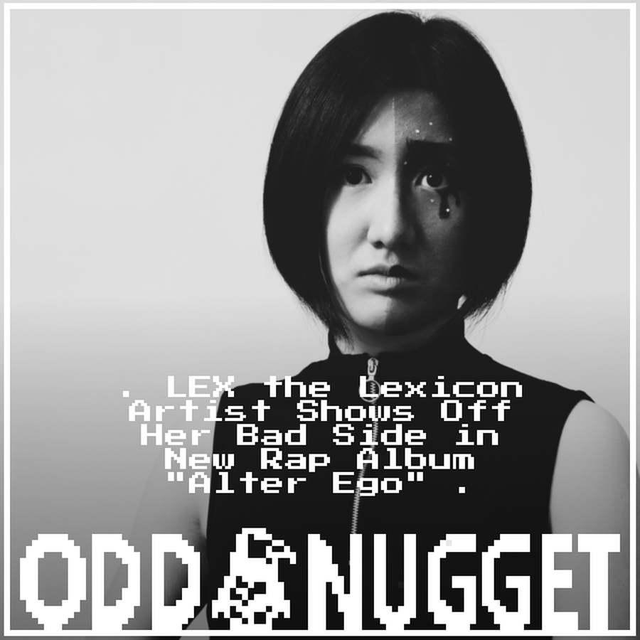 Odd Nugget LEX the lexicon artist